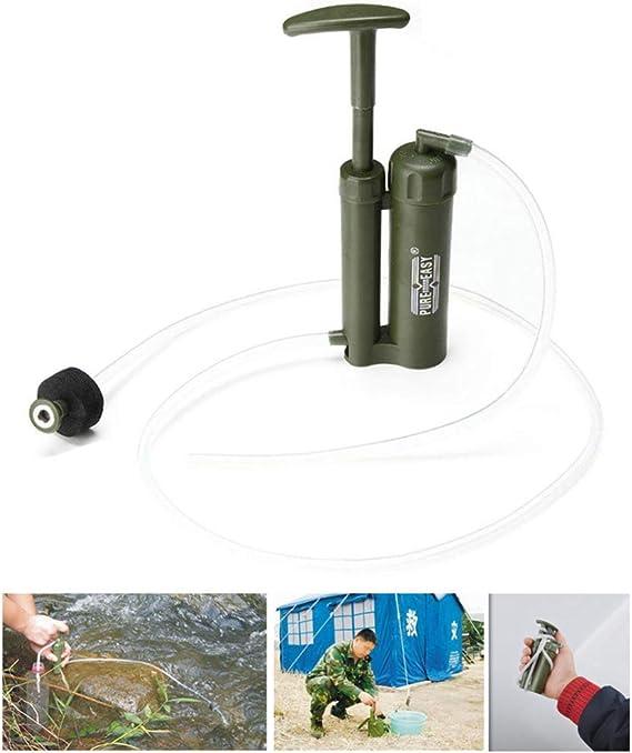 PSATO Purificador De Agua Al Aire Libre Sistema De Purificación De ...