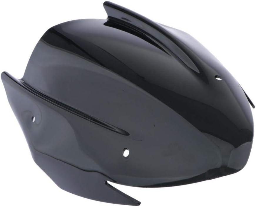 Almencla Kunststoff Windschutzscheibe Verkleidung f/ür Suzuki GSXS750 GSX-S750 17-19 mit Zubeh/ör