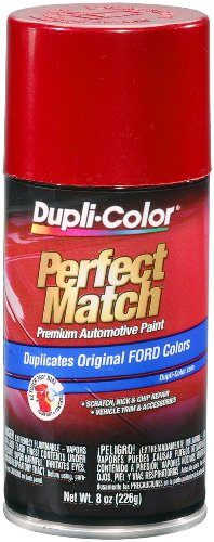 (Dupli-Color BFM0379 Redfire Pearl Metallic Ford Exact-Match Automotive Paint - 8 oz. Aerosol)