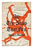 All the News That Fits, Herman H. Dinsmore, 0870000519