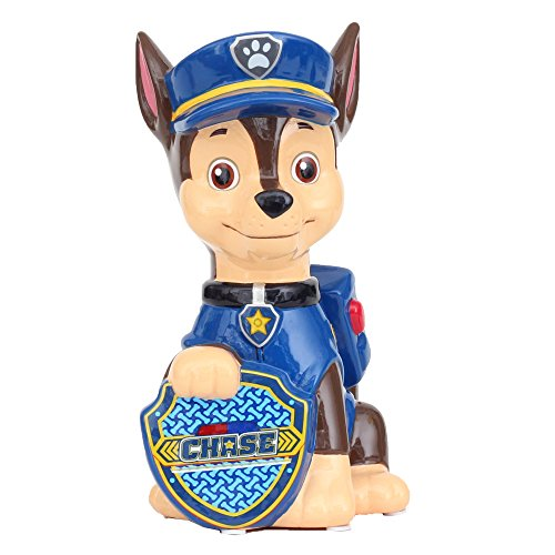 Blue Coin - FAB Starpoint Nickelodeon Blue Paw Patrol Chase Coin Bank