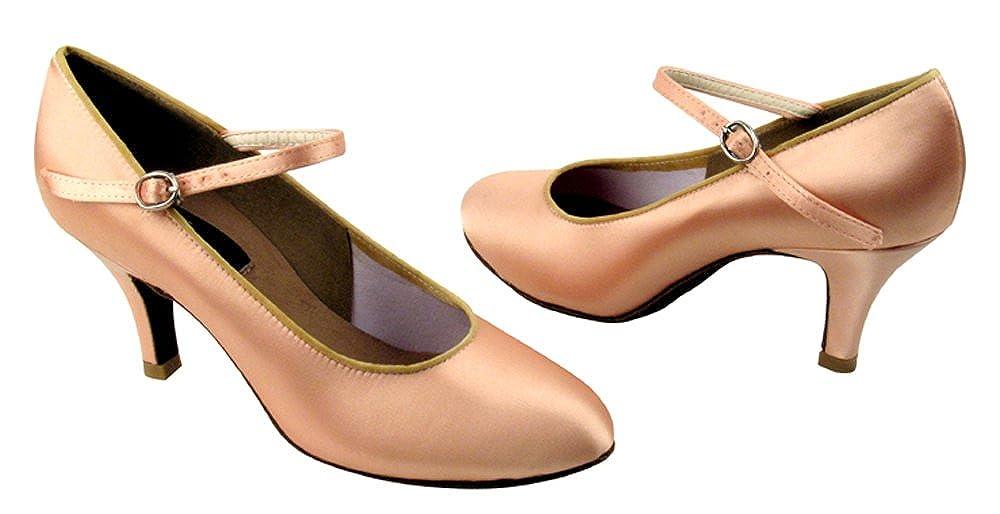 Very Fine靴Ladies '標準& Smooth競争ダンサーシリーズcd5024 m 2.75
