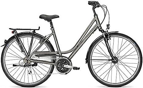 Trekking Bike Raleigh Oakland Mujer 21 marchas., Carbonitegrey ...