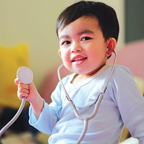EDU Toys Stethoskop f/ü r Kinder mit Echter Funktion EDU-Toys MI001
