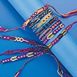 Woven Friendship Bracelets (1 dz)