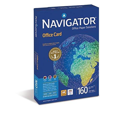 NAVIGATOR Cartoncino, A3, gr. 160, Scatola da 5 risme The Navigator Company 6562