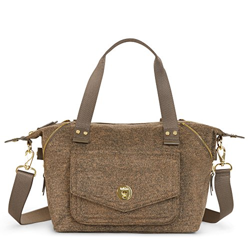 Kipling Women's Art S Handbag One Size Cafe Latte Beige by Kipling
