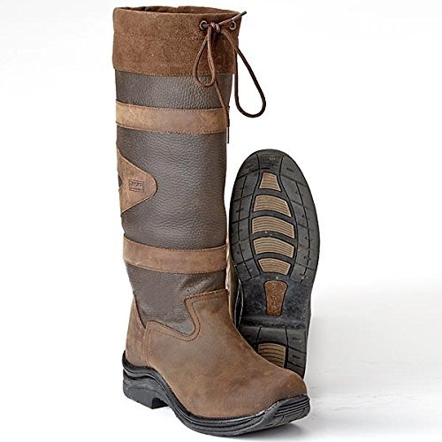 Or 39 5 in Available LEG WIDE Canyon Boots EU 5 Black UK Black Toggi Brown XZnqP0A6x