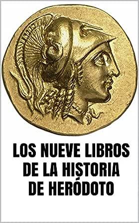 Los nueve libros de la Historia de Heródoto eBook: Heródoto ...