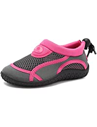 Toddler Kid Water Shoes Aqua Shoe Swimming Pool Beach Sports Quick Drying Athletic Shoes for Girls and Boys