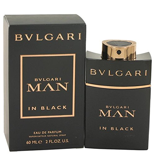 - Bvlgari Man In Black by Bvlgari Eau De Parfum Spray 2 oz for Men - 100% Authentic