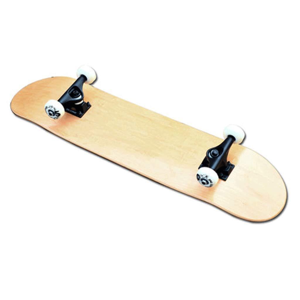 値頃 四輪スケートボードストリートスケートボードショートボード二国間傾斜スケートボードの伝統 (色 木の色 : : 木の色) 木の色) B07L2WN6PN 木の色, BeRich:44b6b28f --- a0267596.xsph.ru