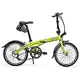 Original MINI Folding Bike Fahrrad / Klapprad / Faltrad Lime Green