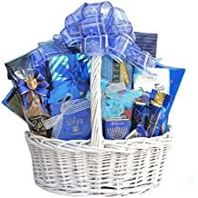 Festival Of Lights | Kosher Gourmet Gift Basket for Hanukkah | Size Large