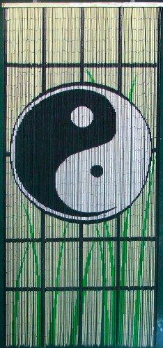 Yin Yang Beaded Curtain 125 Strands