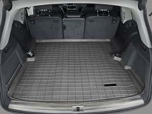 Amazon Com Weathertech 2007 2015 Audi Q7 Black Cargo