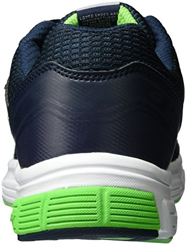 Lotto Speedride 600, Zapatillas de Running para Hombre Azul (Blu Avi/nvy Dk)