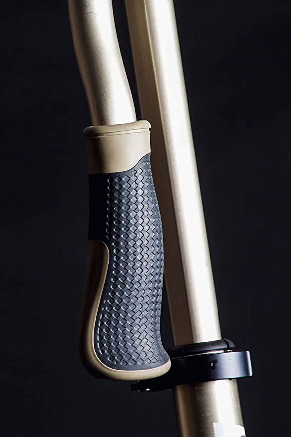 authentic sports /& toys Six Degrees Scooter Aluminium AIR 1 St/ück Gold//schwarz 205 mm