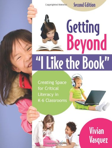 Getting Beyond ''I Like the Book'' Creating Space for...