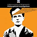 A Macat Analysis of Ludwig Wittgenstein's Philosophical Investigations Audiobook by Michael O'Sullivan Narrated by  Macat.com
