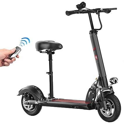 GREATY Patinete Scooter, 400W Alta Potencia E-Scooter ...