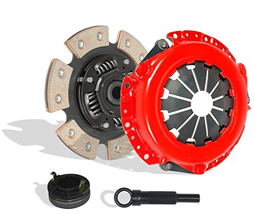 Clutch Kit Stage 2 For Hyundai Accent 1.6L Gl Gls Gt L4 Dohc - Hyundai Accent Clutch Kit