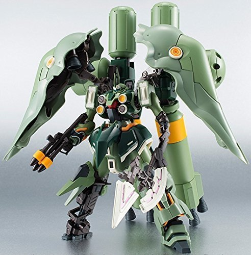 Mobile Suit Gundam UC ROBOT soul SIDE MS Kshatriya-Ripeado & Bessel ring Parts