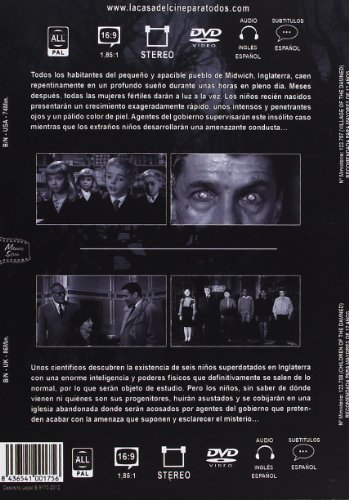 Amazon.com: Village Of The Damned + Children Of The Damned (PACK El ...