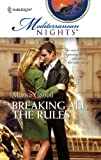 Front cover for the book Breaking All the Rules by Marisa Carroll