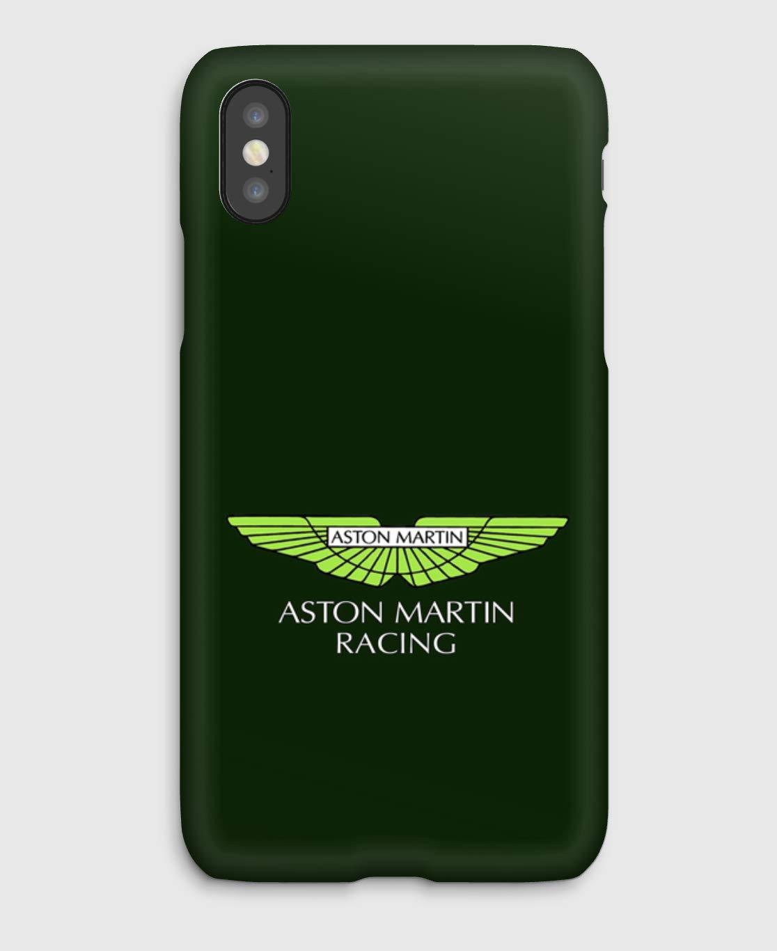 Aston Martin, coque pour iPhone XS, XS Max, XR, X, 8, 8+, 7, 7+, 6S, 6, 6S+, 6+, 5C, 5, 5S, 5SE, 4S, 4,