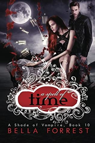 book cover of A Spell of Time