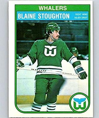 dfd9e4e70 Amazon.com  1982-83 O-Pee-Chee Hockey  130 Blaine Stoughton RC ...