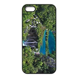 Beautiful Landscape Hight Quality Plastic Case for Iphone 5s