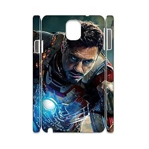 WJHSSB Iron Man 3 Phone 3D Case For Samsung Galaxy note 3 N9000 [Pattern-1]