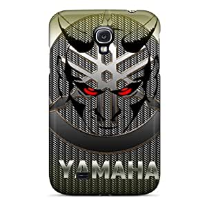 Shock Absorbent Hard Phone Case For Samsung Galaxy S4 (AQG13515mivo) Unique Design Trendy Yamaha Series