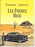 img - for Les freres Rico book / textbook / text book
