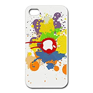 Custom Colors Fruit IPhone 4 4s Shell - Movies Case For IPhone 4 4s