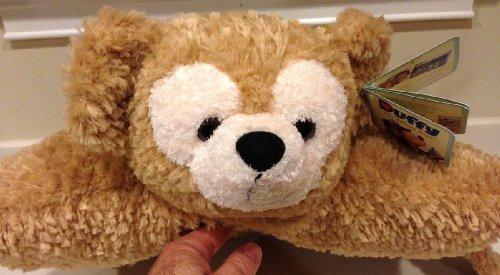 Disney Parks Duffy Bear Reversible Pillow Pal Pet