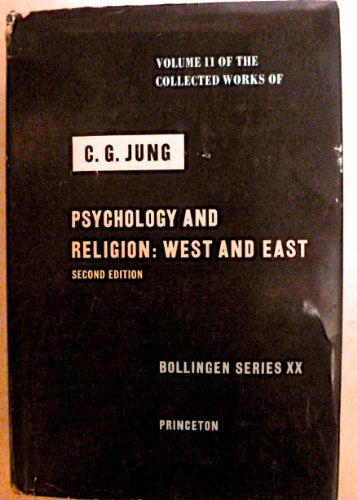 Psychology and Religion: West and East Vol 2 Jung. Second Edition. Princeton University Press. Hardcover -  Bollingen