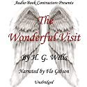 The Wonderful Visit Audiobook by H. G. Wells Narrated by Flo Gibson