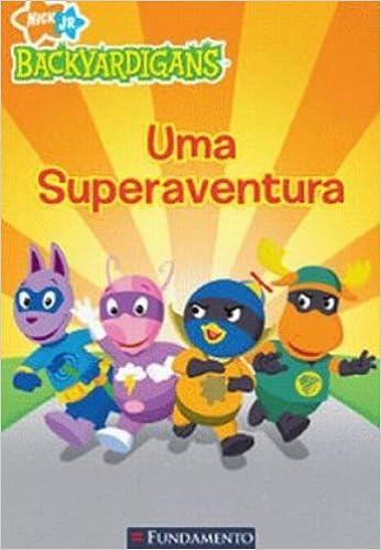 Backyardigans. Uma Superaventura (Em Portuguese do Brasil ...