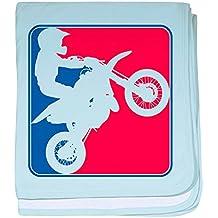 CafePress - Peewee Motocross Infant Blanket - Baby Blanket, Super Soft Newborn Swaddle