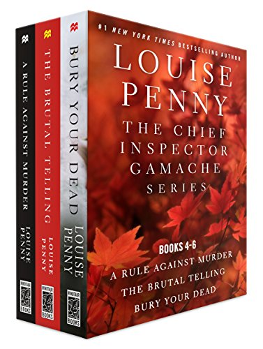 (The Chief Inspector Gamache Series, Books 4-6 (Chief Inspector Gamache Novel))