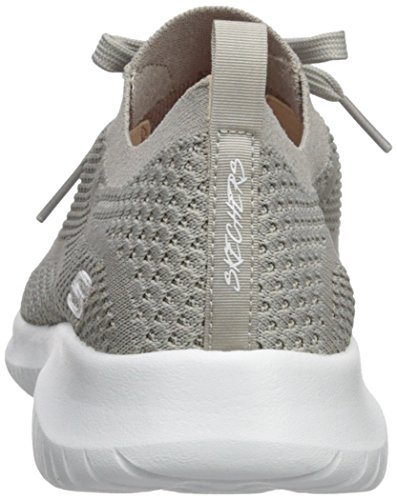 Skechers Flex Mujer Ultra Para Zapatillas statements Taupe FrFOqA
