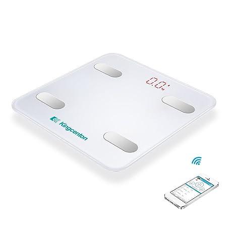 Ivishow Smart Body Fat Scale Bluetooth, FDA Approve Wireless Digital Bathroom Scale Measure Body Fat