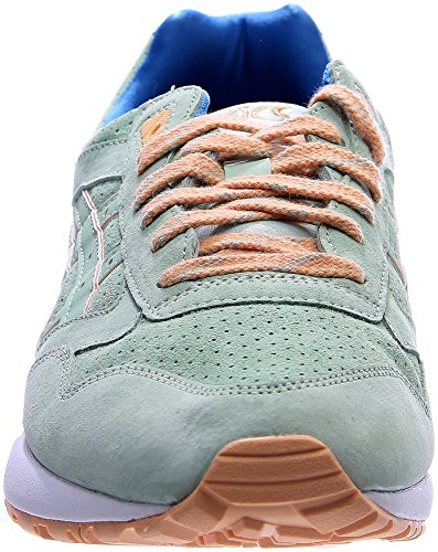 Asics Gel-saga Retro Classic Running Sneaker Groen