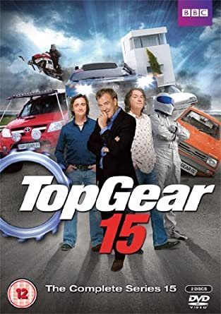 Top Gear - Series 15 [DVD] by Jeremy Clarkson: Amazon.es: Jeremy Clarkson, Richard Hammond, James May, unknown: Cine y Series TV