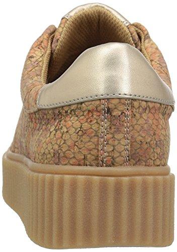 Fix Kvinna Garvare Ranka Mode Sneaker Orange / Multi