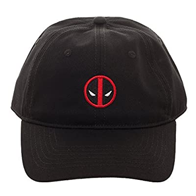 Deadpool Marvel Superhero Anti Hero Baseball Dad Cap