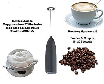 Hogar & Cocina cocinar Restaurantes Máquinas de hacer espuma de leche del té del café espresso